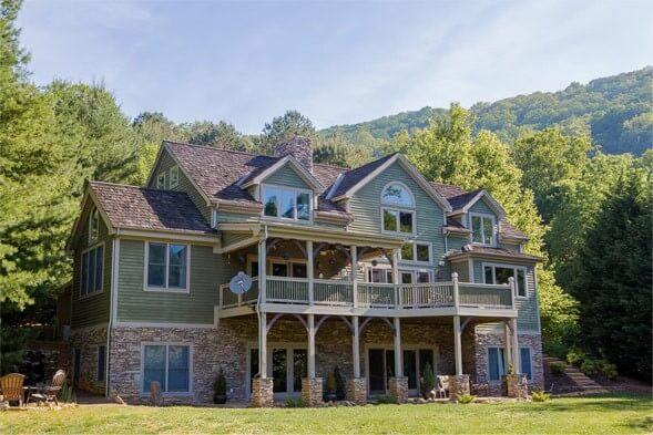 Yonder Nc Luxury Vacation Rentals In North Carolina